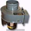 EEX Ventilator met ATEX van en certificaat TEQEXV