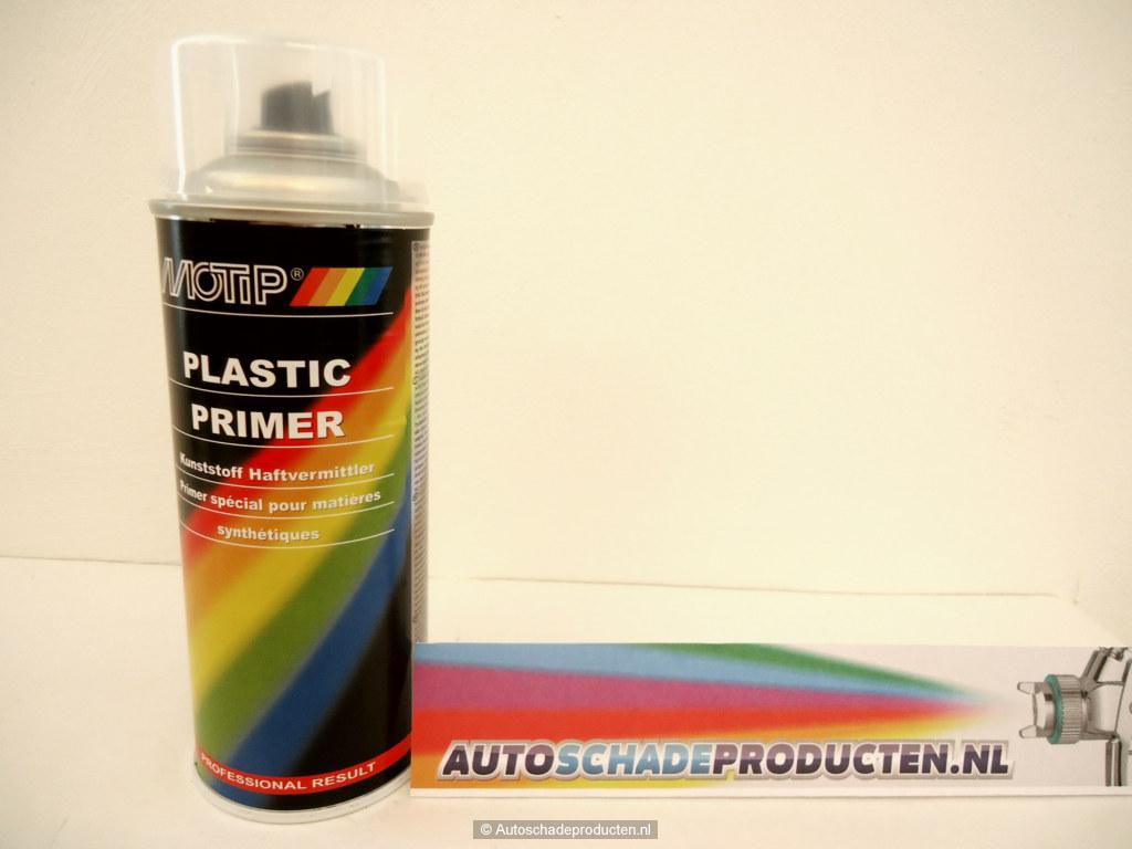 Plastic spuitbus